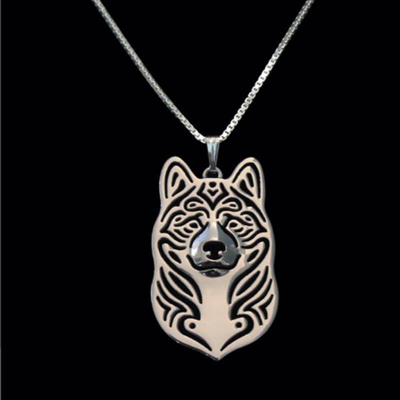 Akita Boho Cutout Necklace