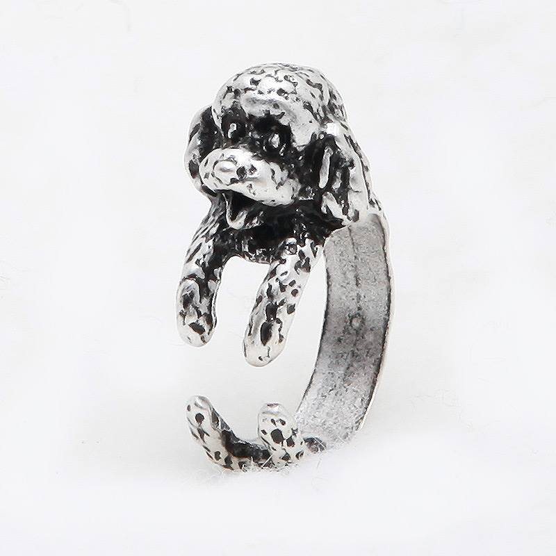 Bichon Adjustable Wrap Ring