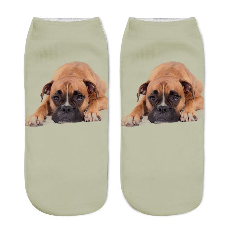 Boxer Socks