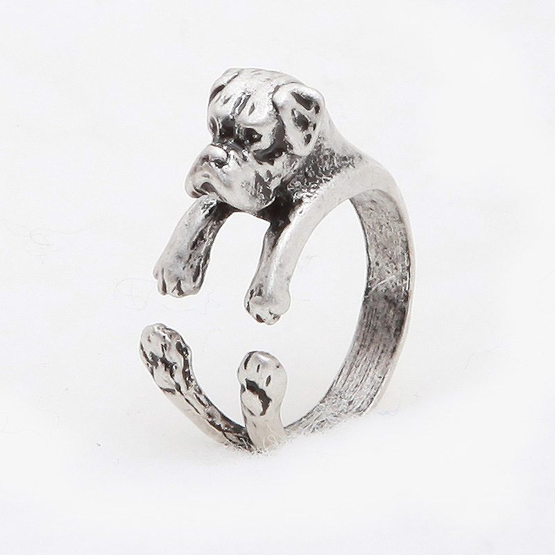 Boxer Adjustable Wrap Ring