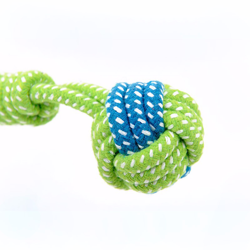 Cotton Rope Ball Toy