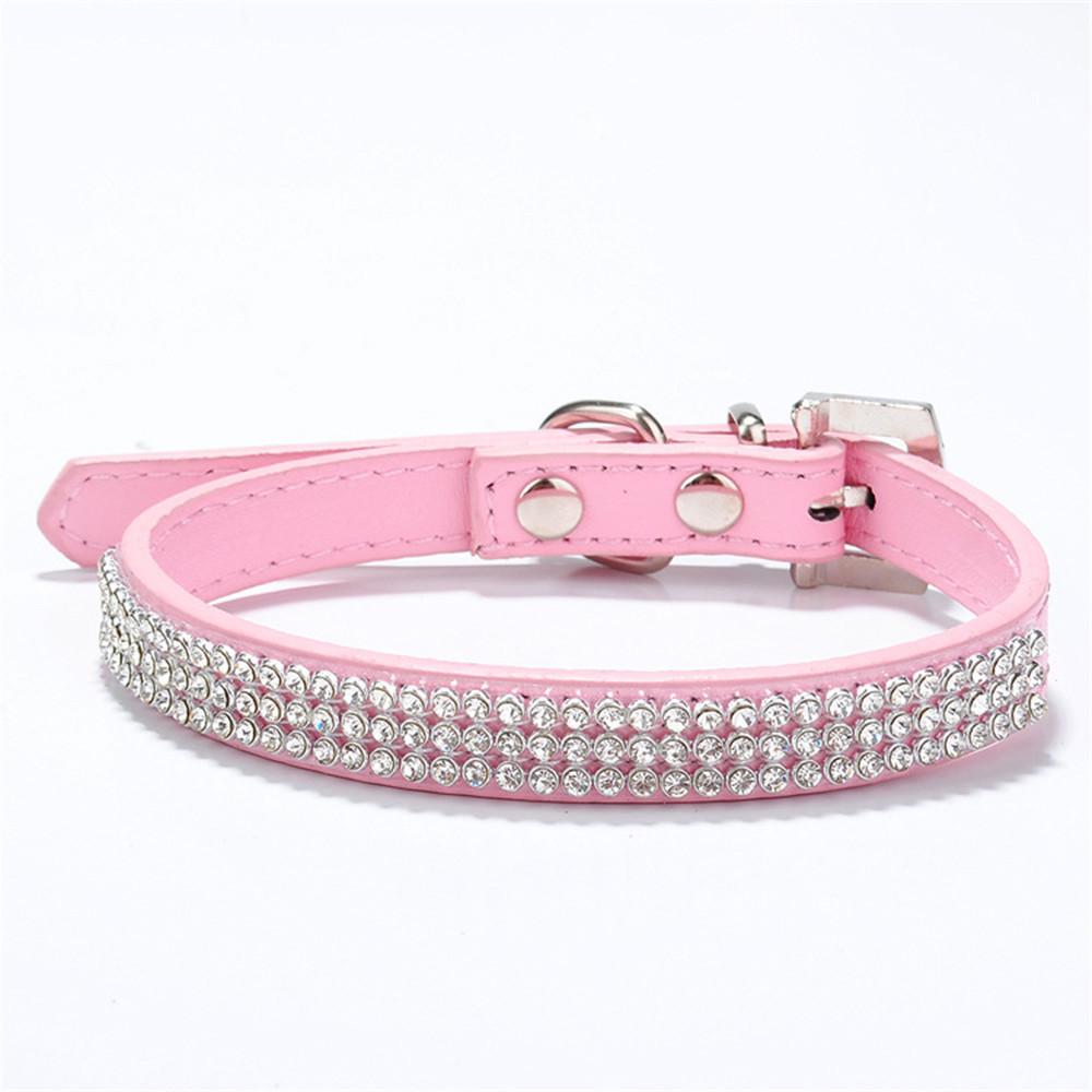 Crystal Diamond Rhinestone Collar