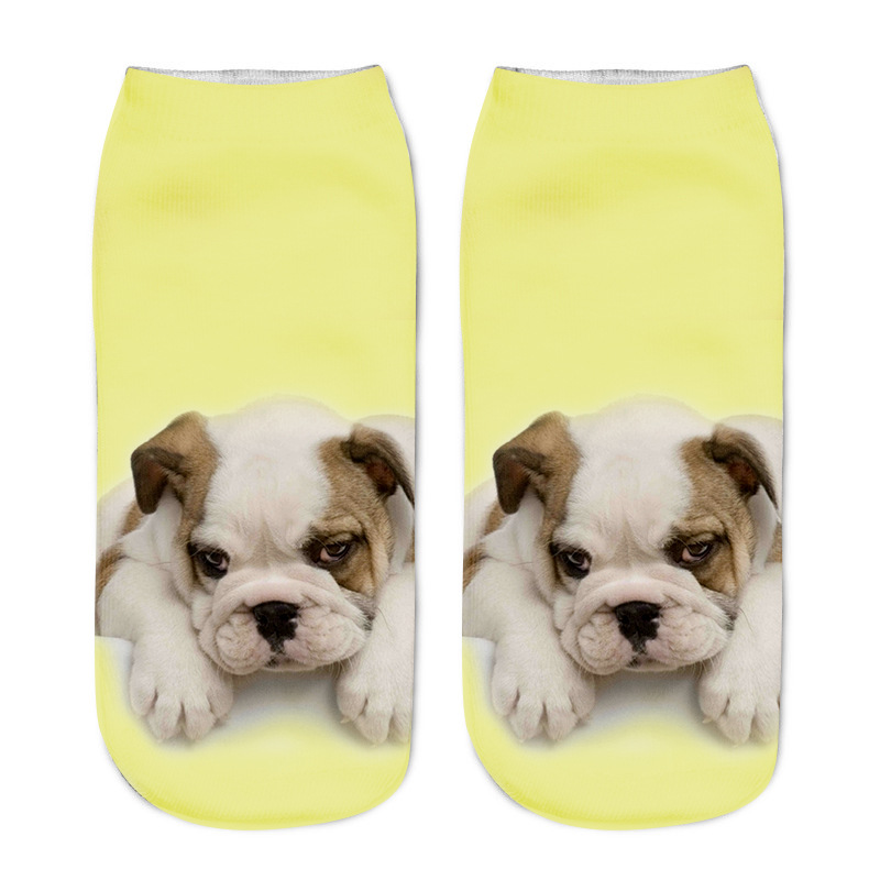 English Bulldog Socks