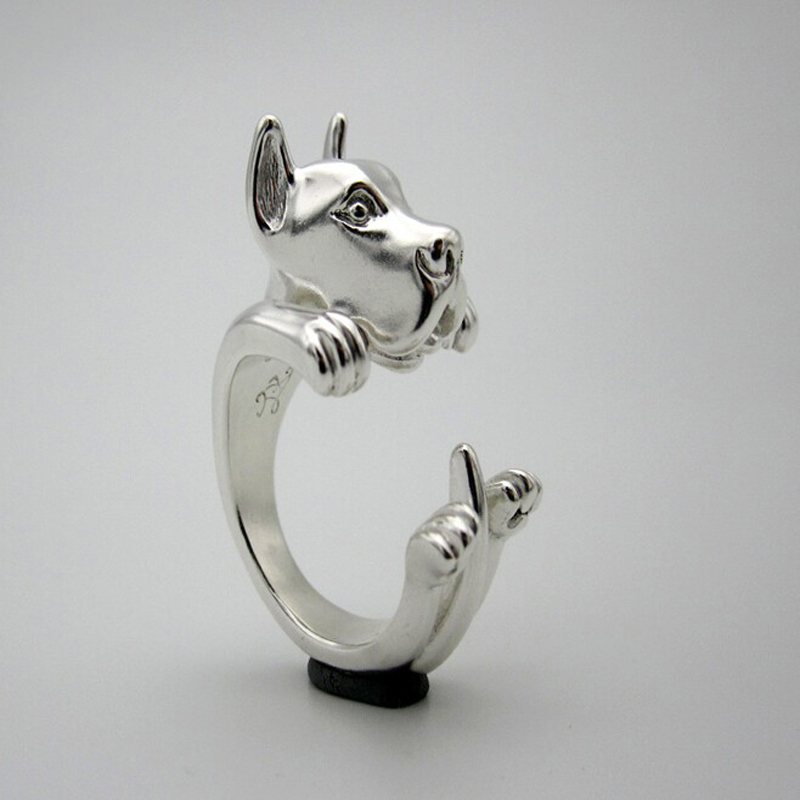 Great Dane Adjustable Wrap Ring