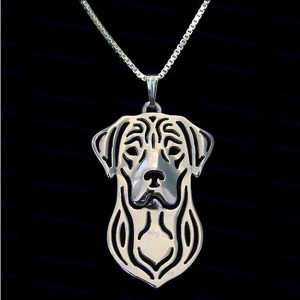 Labrador Retriever Boho Necklace