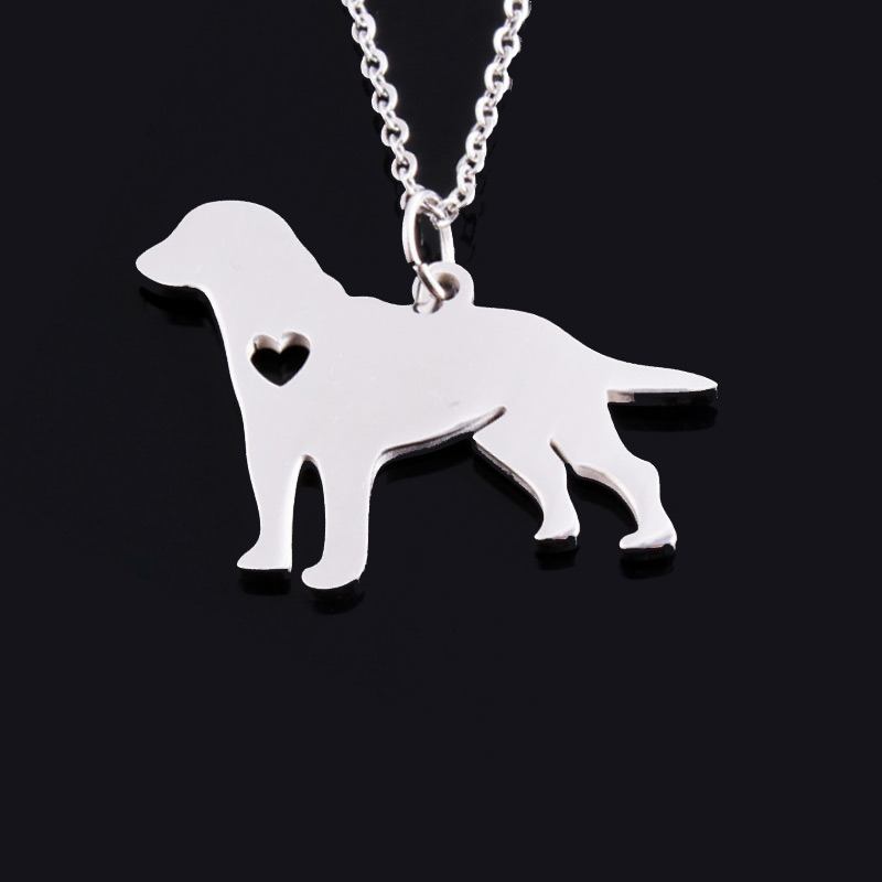 Labrador Stainless Steel Necklace