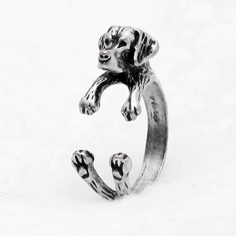 Labrador Retriever Adjustable Wrap Ring