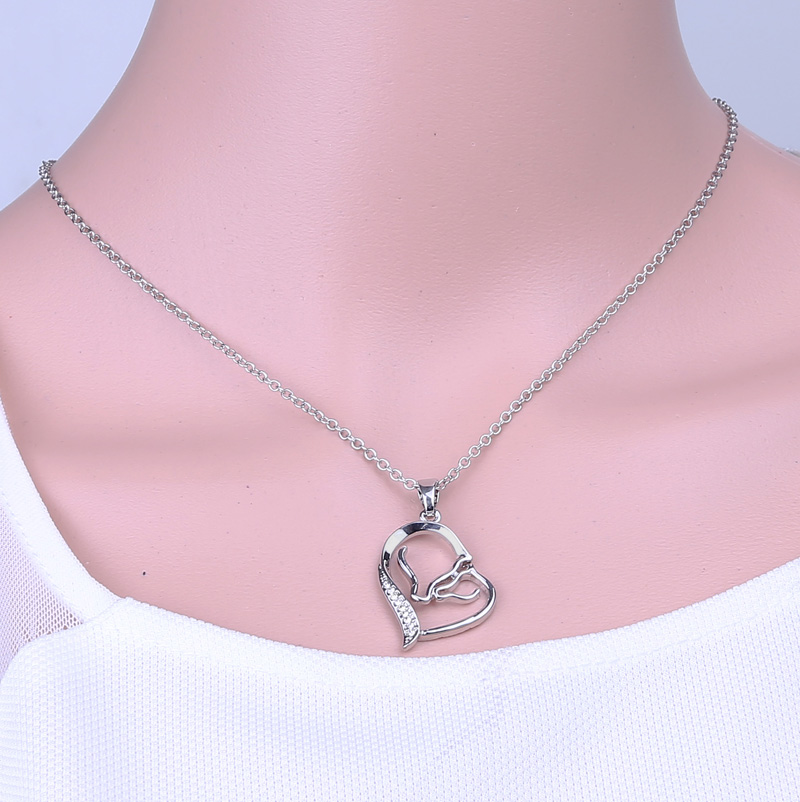 Mother Horse Necklace