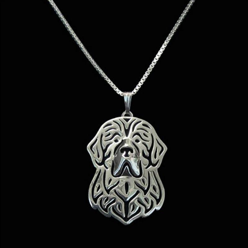 Newfoundland Boho Cutout Necklace