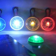 Night Safety LED Collar Flashlight