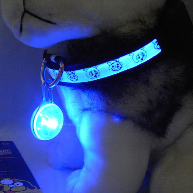 Night Safety LED Collar Flashlight
