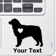 Personalized Australian Shepherd Decal