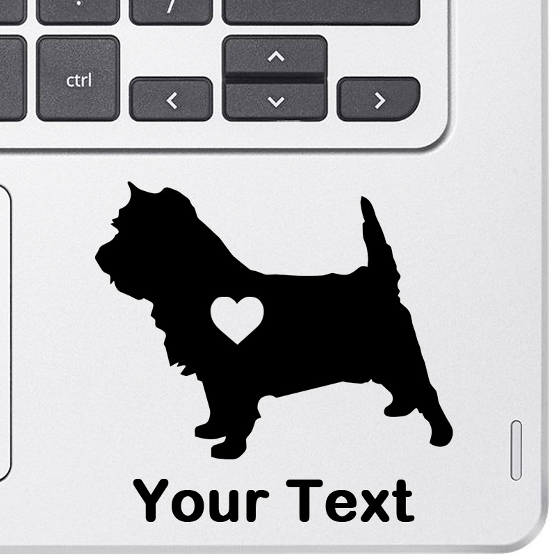 Personalized Cairn Terrier Decal