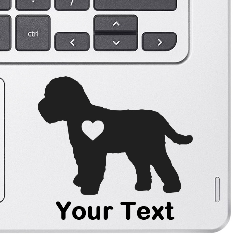 Personalized Cockapoo Decal