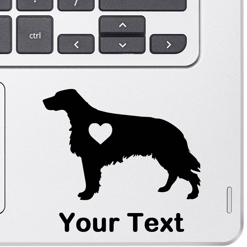 Personalized English Setter Decal