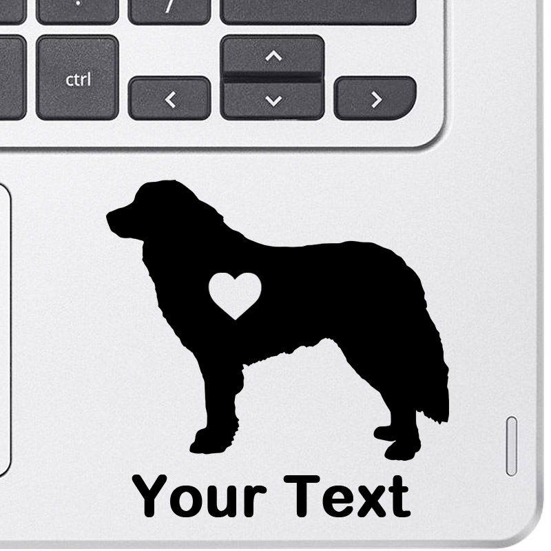 Personalized Great Pyrenees Decal