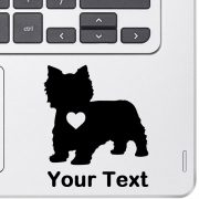 Personalized Westie Decal