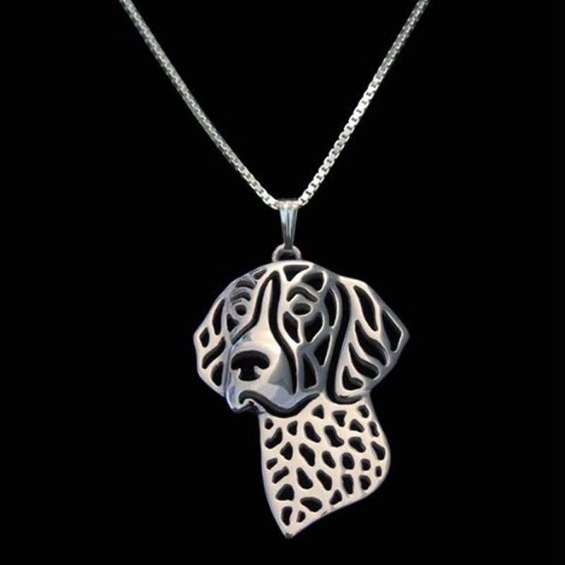 Pointer Boho Cutout Necklace