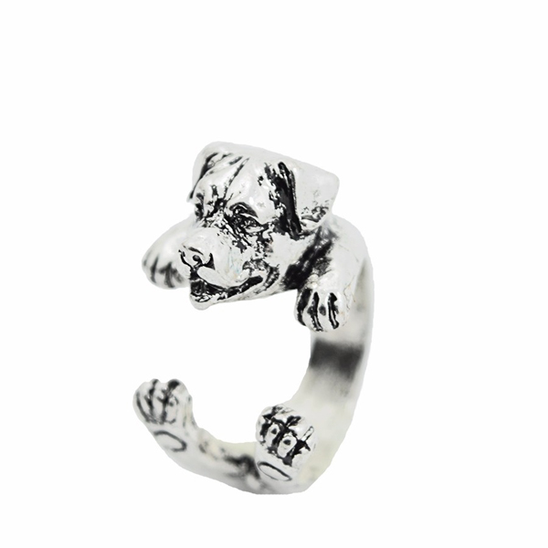 Rottweiler Adjustable Wrap Ring