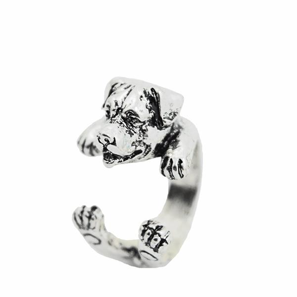 Rottweiler Adjustable Wrap Ring