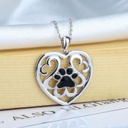 S925-Black-Paw-in-Heart-Necklace-1