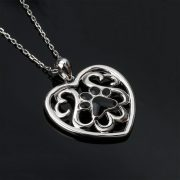 S925-Black-Paw-in-Heart-Necklace-2