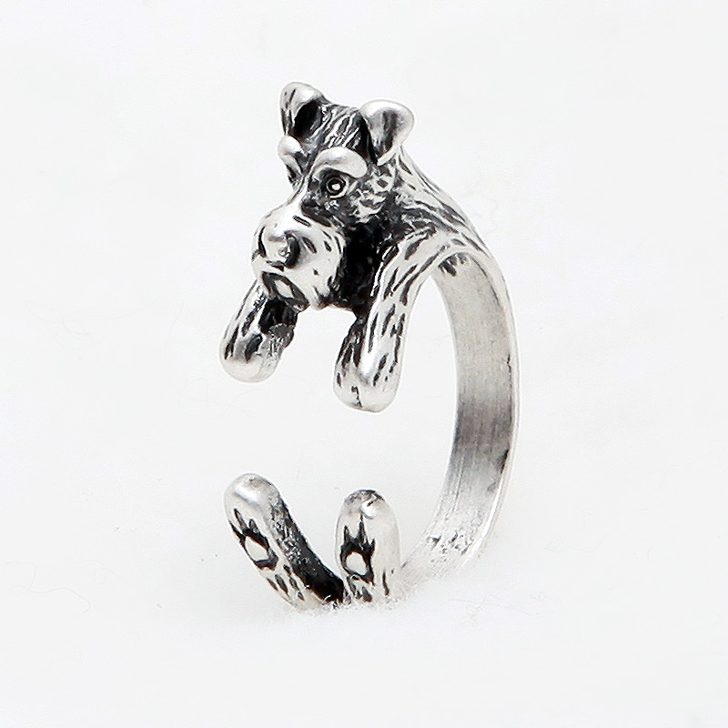 Schnauzer Adjustable Wrap Ring
