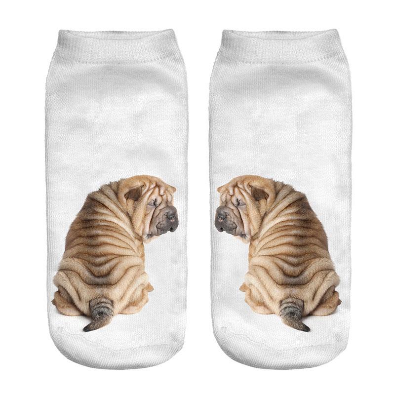 Shar Pei Socks
