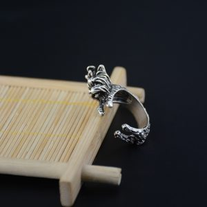 Yorkshire Terrier Wrap Ring