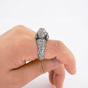 Bichon wrap ring