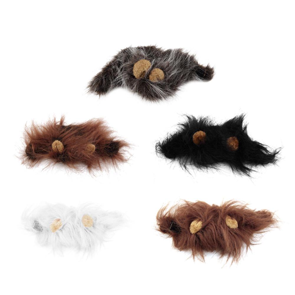 Cat lion mane costume