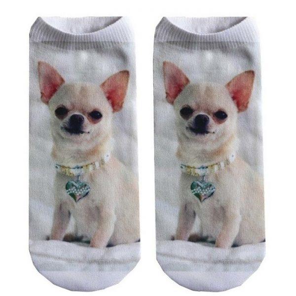 Chihuahua 3D socks heart-3d-socks-heart1