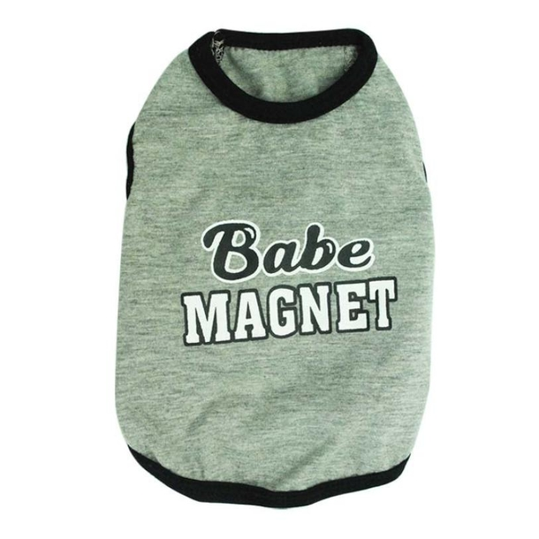 Dog Tshirt - Babe Magnet