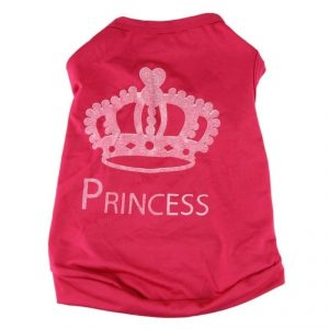 Dog Tshirt - Princess