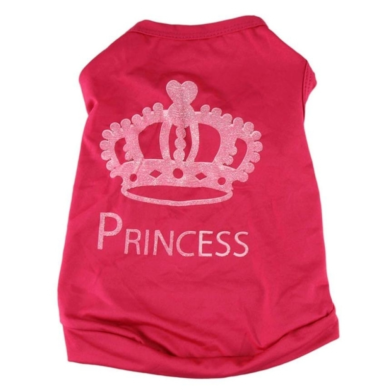 Dog Tshirt - Princess