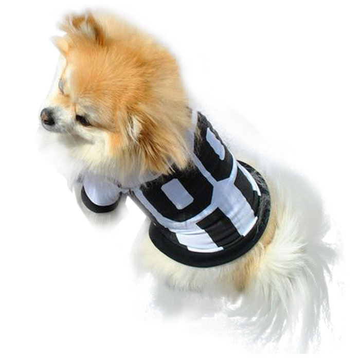 Dog Tshirt - Sports Jersey
