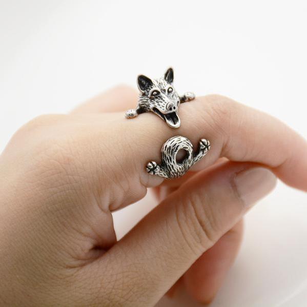 Husky wrap ring