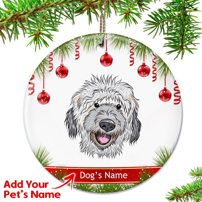 - Personalized Labradoodle Ornament - Top Pet Gifts