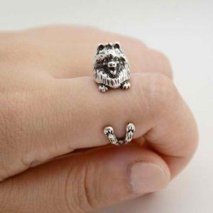 Pomeranian wrap ring