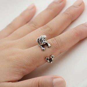 Pug wrap ring